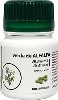 Soria Natural Verde Alfalfa - 100 Tabletas