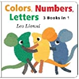 Colors, Numbers, Letters, Leo Lionni, 0375854746