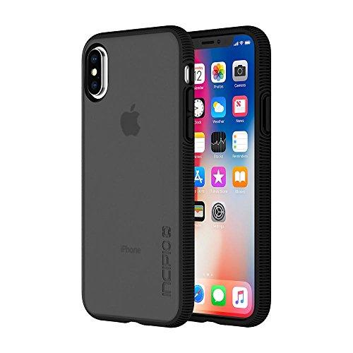 Incipio IPH-1632-BLK Apple IPhone X Octane Case - Black