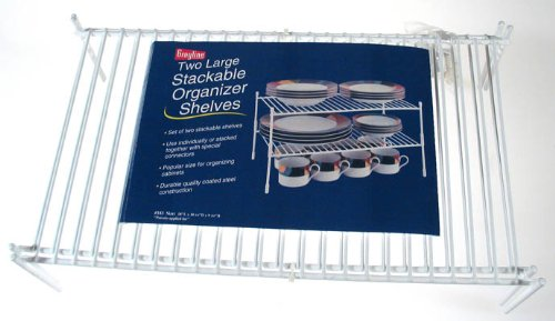 Large Organizer Stackable Shelf