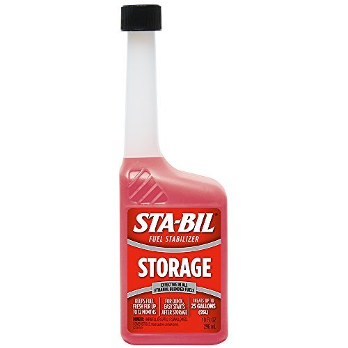 STA-BIL 22206 Fuel Stabilizer - 10 Fl oz. by Sta-Bil