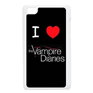 The Vampire Diaries Unique Design Case for Ipod Touch 4, New Fashion The Vampire Diaries Case