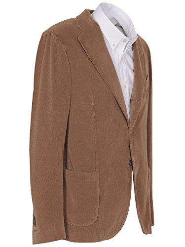 Santaniello Homme GL719MFDS27327 Beige Coton Blazer