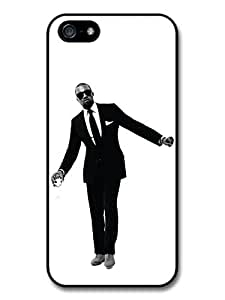 Kanye West Black & White Portrait case for iphone 6 plus