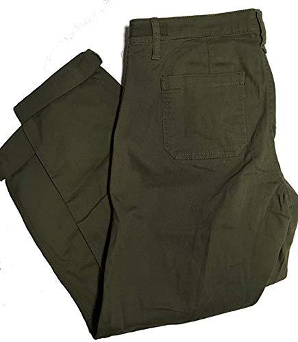 Jones New York Ladies' Chino Pant, (Variety) (6, Olive)