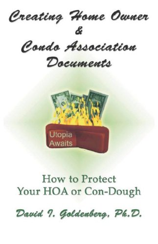 Creating Home Owner & Condo Association Documents: How to Protect Your Con-Dough by Brand: Little Guy Pawprint