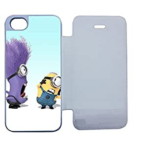 Generic Funny Phone Case For Teen Girls Printing Despicable Me Minions For Apple Iphone 5 5S Cover Choose Design 16