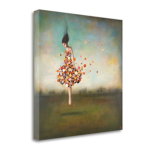 ''Boundlessness In Bloom'' By Duy Huynh, Fine Art Giclee Print on Gallery Wrap Canvas, Ready to Hang by Tangletown Fine Art