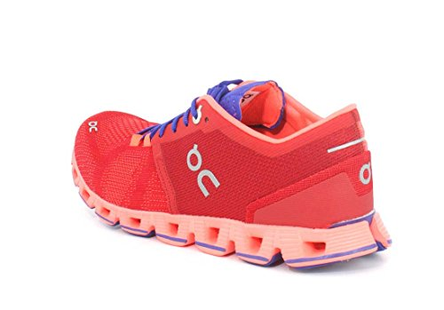 ON ON Red Damen Laufschuhe Ox Damen 7z0xqgw5v