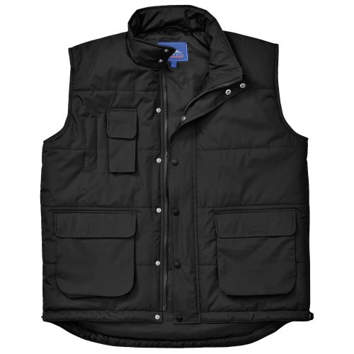 - Portwest Classic Bodywarmer Jacket / Workwear (L) (Black)