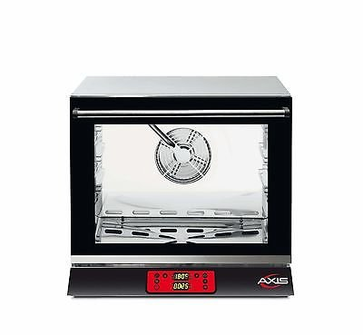 "Axis AX-514RHD Convection Oven 21-3/32""H 2.40 cu. ft.  half-"