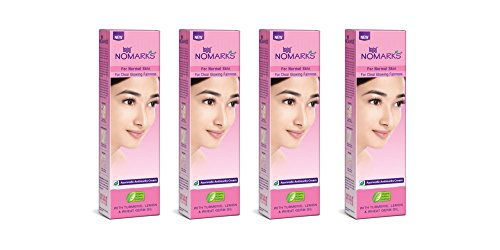bajaj-nomarks-cream-for-normal-skin-for-clear-glowing-fairness-25g-pack-of-4