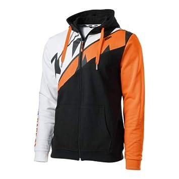 Original KTM Radical Sliced Zip Sudadera Hombre Talla L: Amazon.es: Coche y moto