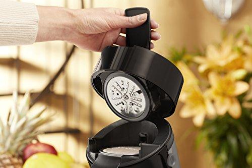 Philips HD6554/68 Senseo Kaffeepadmaschine, schwarz 4