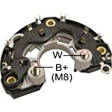 New Alternator Rectifier for ALT BOSCH CHEV ASTRA - IBR202