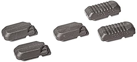 Kool Stop Tectonic Bicycle Brake Shoe Inserts (Carbon) by Kool Stop - Kool Stop Tectonic Brake