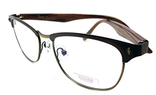 Piovino Prescription Eyeglasses Frams PV Sk 3504 C4 Metal Plastic - Glasses Frams Eye