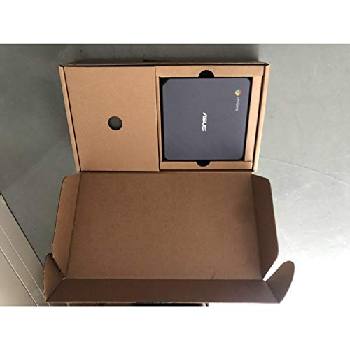 ASUS Chromebox 3 Mini Desktop Computer - 1.8 GHz Intel Celeron 3865U Dual-Core, 4GB DDR4, 32GB eMMC, Chrome OS - CHROMEBOX 3-N017U