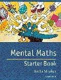 img - for Mental Maths Starter book book / textbook / text book