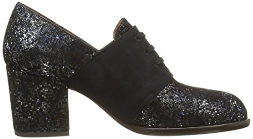 Chie Gris Mihara Pixy Pizarra Zapatos Mujer Plomo Ante Gris Huile r1BC1q