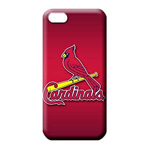 iphone 4 4s Sanp On Pretty style mobile phone carrying covers st. louis cardinals