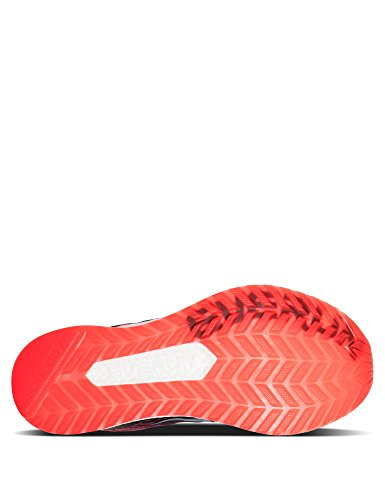Blk Red Viz 7 Donna Fitness ISO Saucony da Nero Freedom Scarpe 64zW08