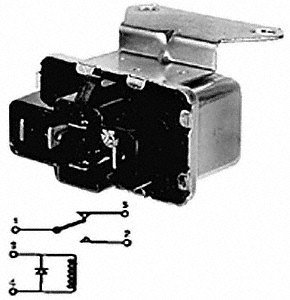 Standard Motor Products RY22 Relay STD:RY-22