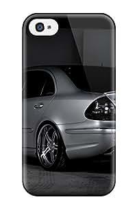 Cute Tpu Mercedes Case Cover For Iphone 4/4s
