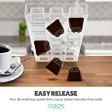 O'Creme Clear Polycarbonate Chocolate Mold