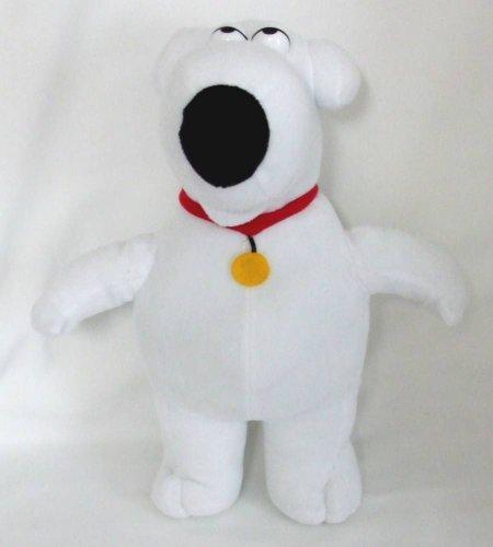 Family Guy 18 Brian Griffin Plush Dog by Nanco