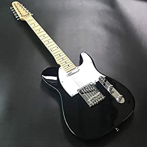 fidgetkute 12 string guitar tl electric guitar maple guitar neck black light paint. Black Bedroom Furniture Sets. Home Design Ideas