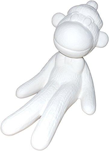 Everyone Loves A Sock Monkey - Super Fun Paint Your Own Ceramic Keepsake (Super Sock Monkey)