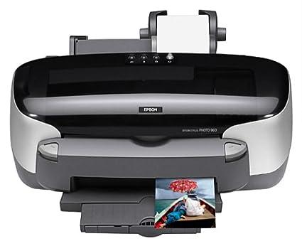 Epson Stylus Photo 960 Printer 64 BIT