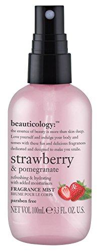 Baylis & Harding Beauticology Strawberry & Pomegranate Fragrance Mist. ()