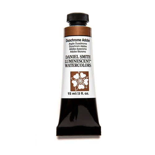 Price comparison product image Daniel Smith Luminescent Watercolor 15ml Paint Tube, Duochrome, Adobe