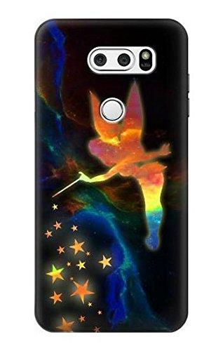 R2583 Tinkerbell Magic Sparkle Case Cover For LG V30, LG V30 Plus, LG V30S ThinQ, LG V35, LG V35 ThinQ