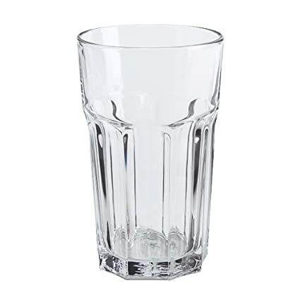 IKEA POKAL - vidrio, vidrio transparente - 35 cl