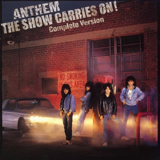 ANTHEM / THE SHOW CARRIES ON! COMPLETE VERSIONの商品画像
