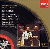 Brahms: Violin Concerto / Violin Sonata No. 3