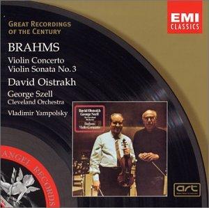 布拉姆斯小提琴協奏曲
