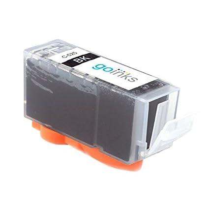 GO Inks c-pgi525bk-1 cartucho de tinta compatible con Impresora ...