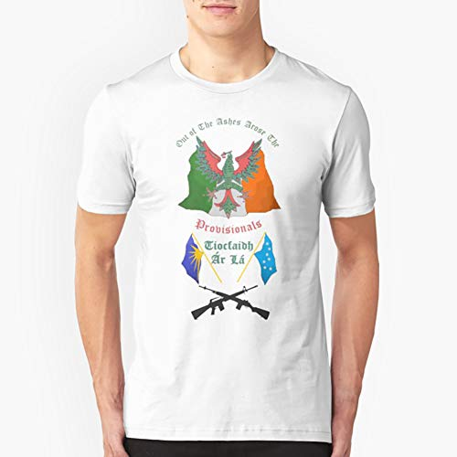 Out of the ashes arose the Provisionals Slim Fit TShirtT shirt Hoodie for Men, Women Unisex Full Size.