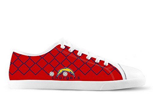 Laddare Logo Ladys Nonslip Canvas Skor Laddare Canvas Shoes06