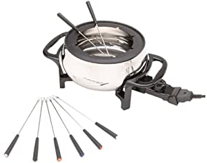 Rival FD350S Stainless Steel Electric Fondue