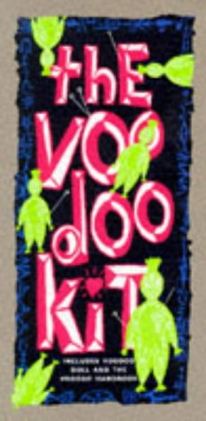 The Voodoo Kit: Includes Voodoo Doll and the Voodoo Handbook
