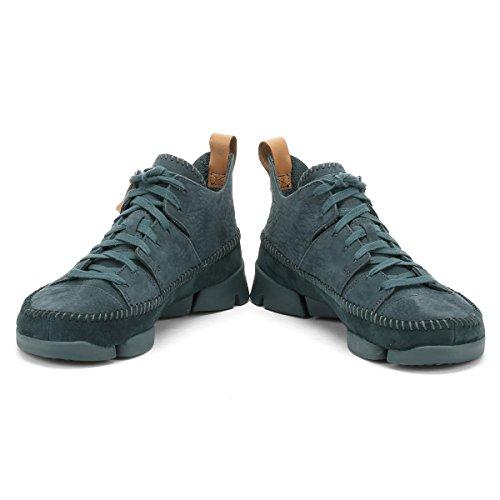 Clarks Hombres Emerald Trigenic Flex Zapatillas