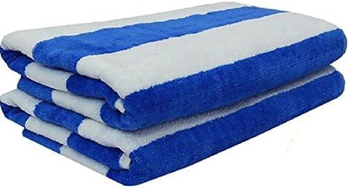 12 jumbo red swimming hotel cabana beach towels pool towel 30x60 soft velour