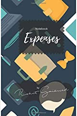 Notebook: Expenses: Expense planner Paperback