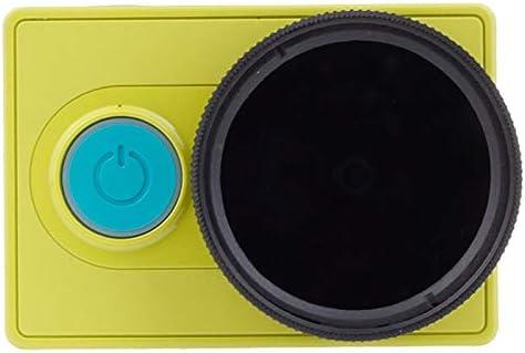 4K Camera Accessories 37mm CPL Filter Circular Polarizer Lens Filter with Cap for Xiaomi Xiaoyi 4K+ Xiaoyi Lite Xiaoyi Sport Camera Lens Accessories