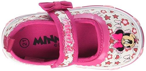 Disney S19321z/Az - Slip On Niñas Bianco
